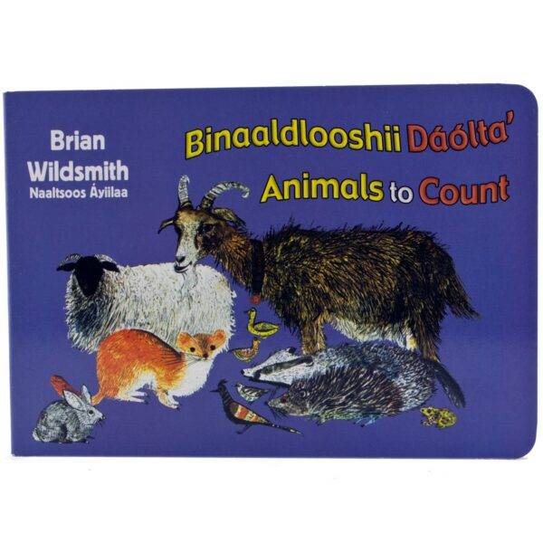 Animals to Count/Binaaldlooshii Daolta'