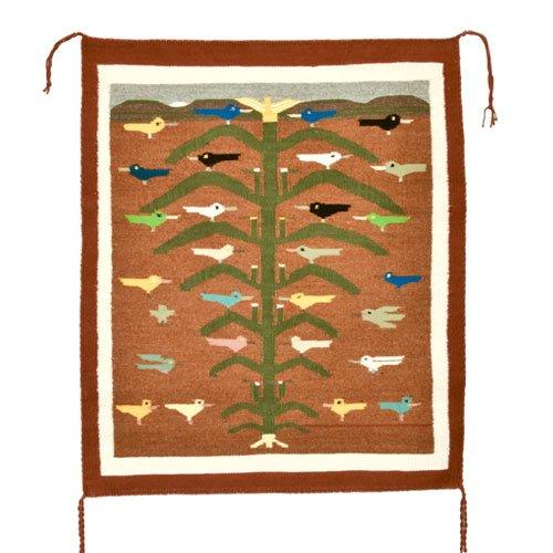Navajo Tree Of Life Rug • Navajo Arts And Crafts Enterprise