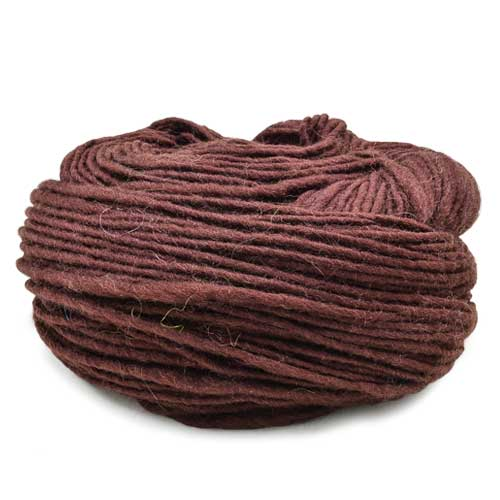 Brown Sheep Yarn 250 Roasted Coffee