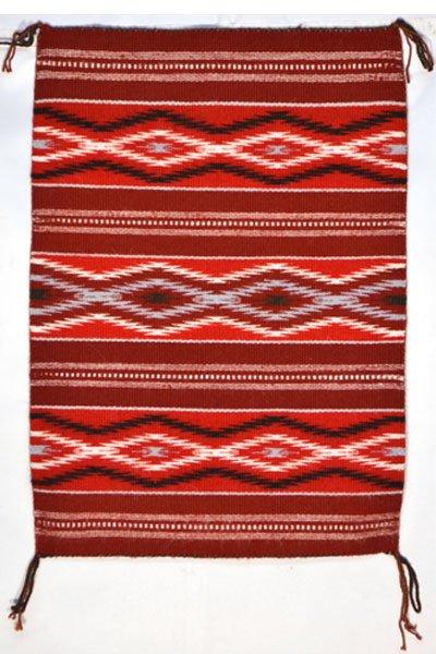 Wide Ruins Navajo Weaving Rug