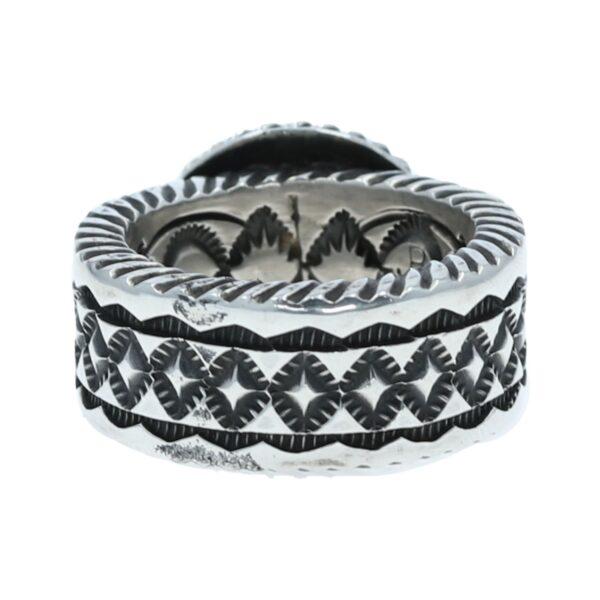 Sterling Silver Navajo Men's Ring