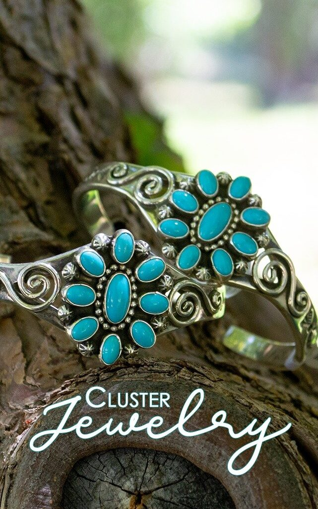 Cluster Jewelry