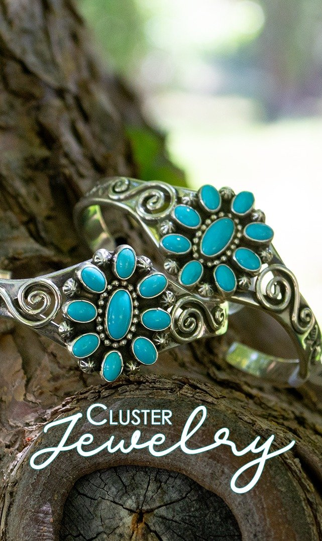 Cluster Jewelry