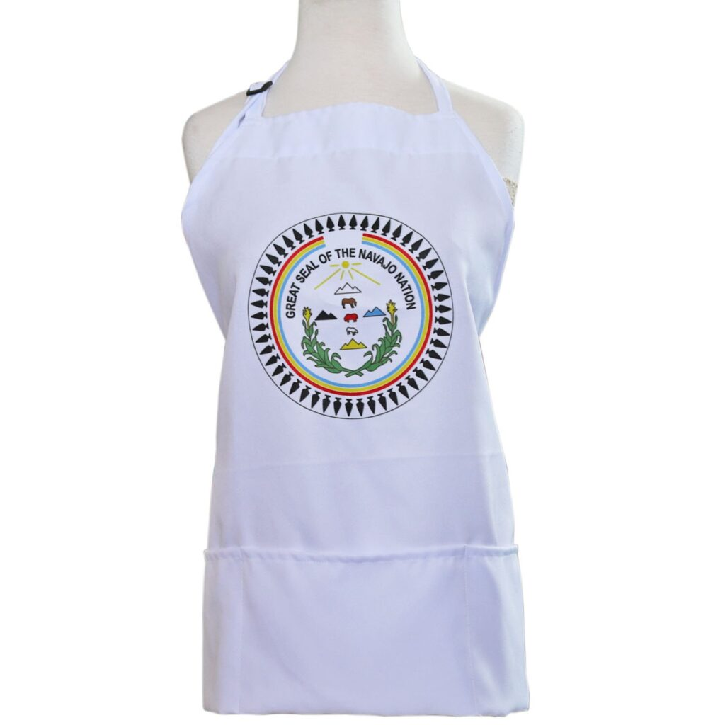 Navajo Nation Great Seal Cooking Apron