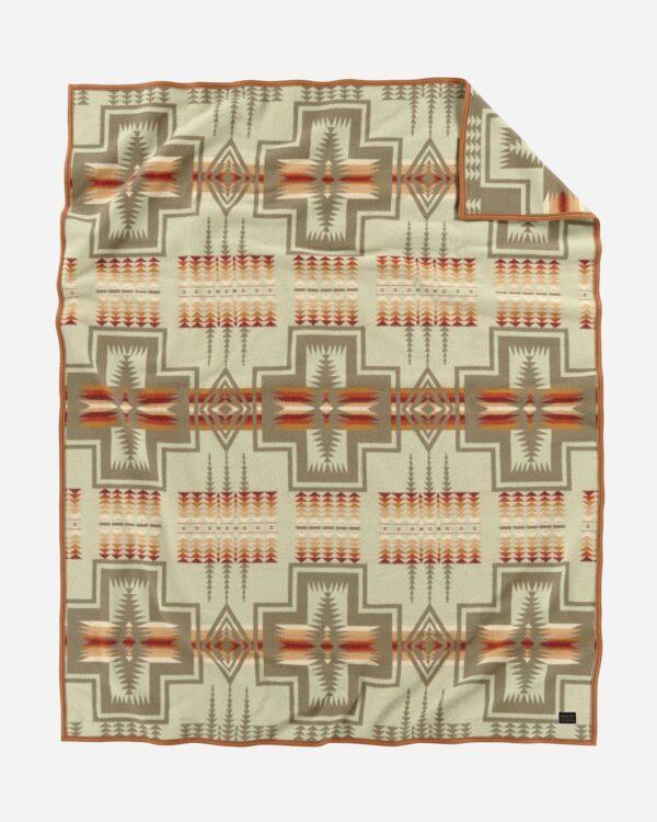Harding Pendleton Robe Blanket