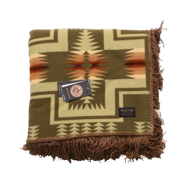 Harding Pendleton Shawl Blanket