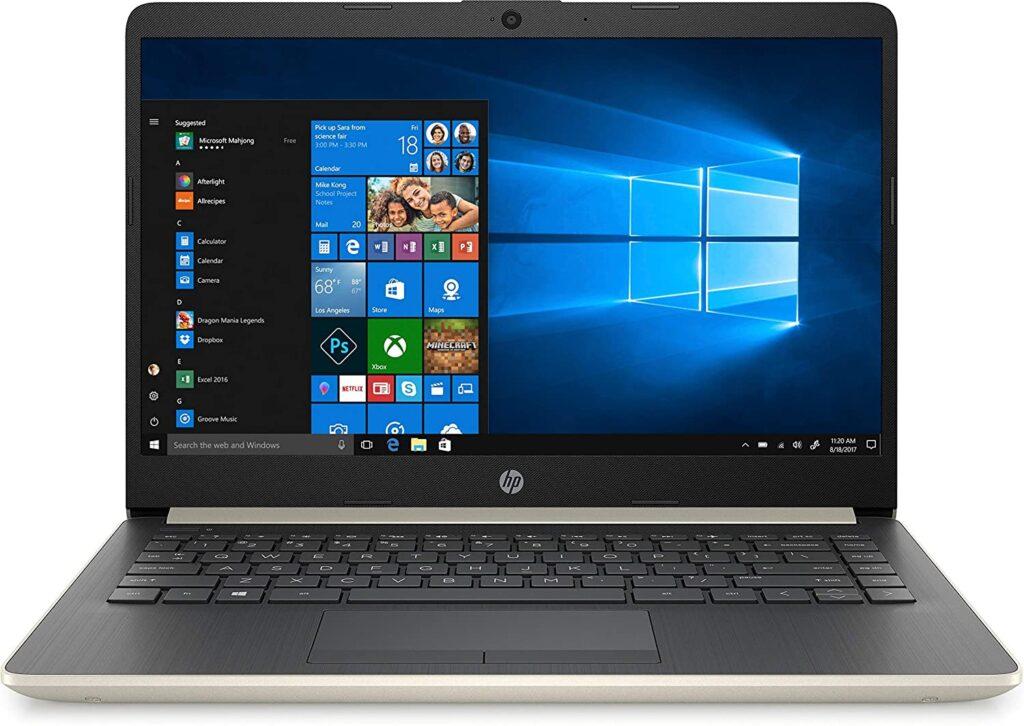 HP AMD RYZEN 3-3200U