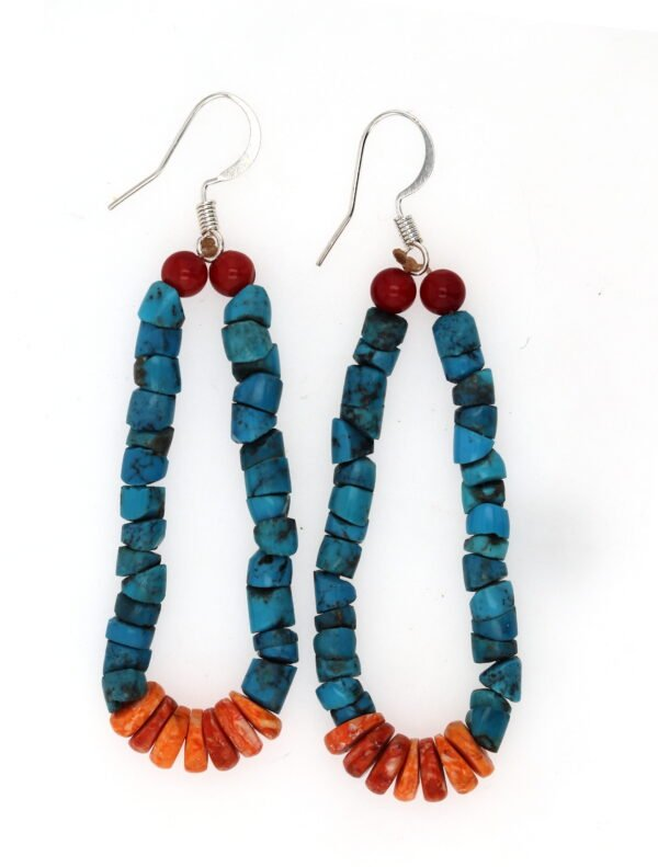 Medium Jacla Navajo Earrings