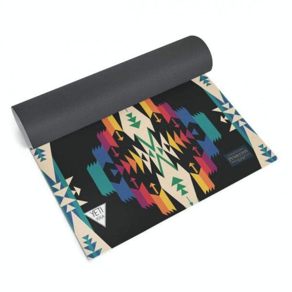Pendleton Yeti BLACK TUCSON Yoga Mat