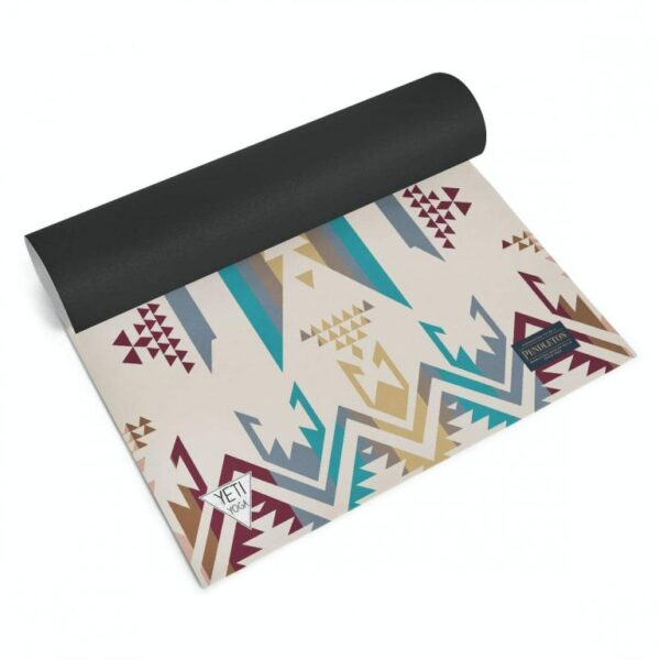 Pendleton Yeti WHITE SANDS Yoga Mat
